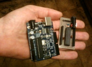 standard arduino board and cheapduino